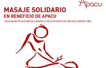 Masaje solidario APACU.