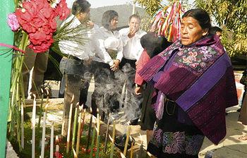 Día Internacional de los Pueblos Indígenas (Foto EFE)