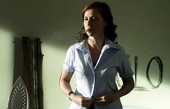 Manuela, la protagonista del largometraje.