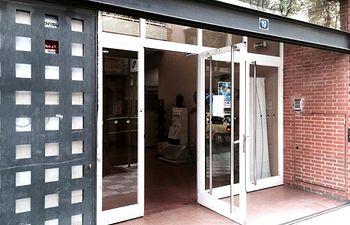 Sede del PSOE en Albacete.