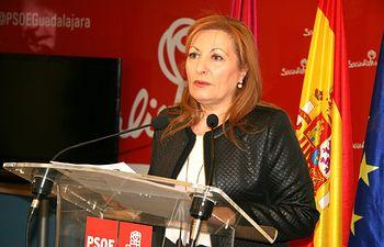 María Antonia Pérez León.