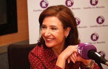 Marta Garcia es entrevistada en Radio Castilla-La Mancha.