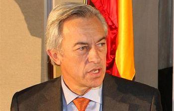 Alfredo Bonet. Foto: EFE