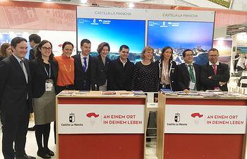 Albacete, presente en la Feria de Turismo de Berlín (ITB Berlín)