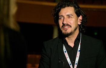 Pablo Daniel Rubio, productor ejecutivo de la Feria de las Artes Escénicas y Musicales de Castilla-La Mancha