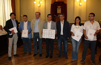 Presentación Feria Taurina de Albacete 2016