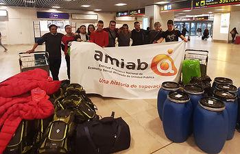 """La expedición Álex Txikon-AMIAB """"Una historia de superación"""" ."""