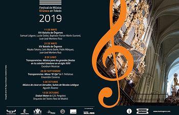 Festival de Música El Greco en Toledo.