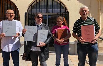 La Agrupación Electores Hellín consigue validar las 500 firmas necesarias para presentarse a las elecciones.