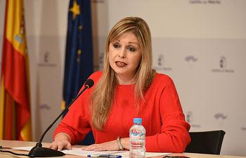 Elena de la Cruz.