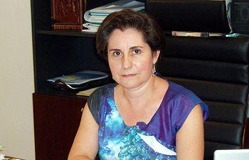Rosa López torres, presidenta de COFCAM.