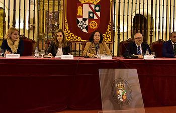 Asistentes a la inauguración de los posgrados.  © Gabinete de Comunicación UCLM