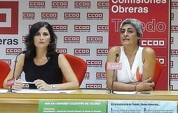 #Noselopongasenbandeja' - CCOO.