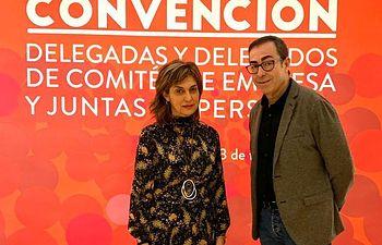 Convención de delegados y delegadas de Comités de Empresa y Juntas de Personal.