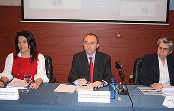Lamata, en las jornadas sobre el nuevo modelo básico de atención residencial en Castilla-La Mancha