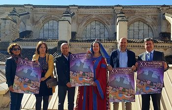 Presentación XX Jornadas Medievales Oropesa.
