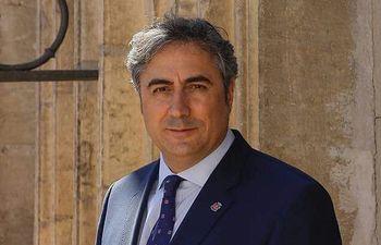 Ángel Mariscal, alcalde de Cuenca.