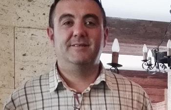 Tomás Martínez Córdaba, concejal de IU en Tarazona