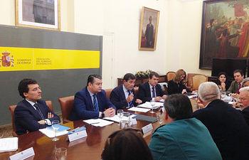 Carlos Cabanas: Andalucía es la comunidad autónoma que recibe más fondos de la Política Agrícola Común. Foto: Ministerio de Agricultura, Alimentación y Medio Ambiente