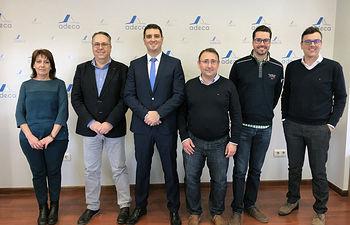 ADECA- empresas adjudicatarias de las Becas de Internacionalización 2018.