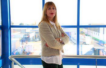Isabel Sánchez Serrano, consejera delegada de Disfrimur, ha ganado la fase territorial del Premio Mujer Empresaria CaixaBank 2019 en Castilla-La Mancha y Extremadura.