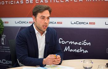 Martín Navarro, presidente de ANPE Albacete.