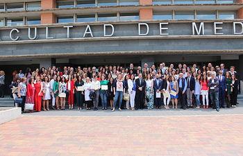 Un total de 56 profesionales finalizan su formación como especialistas en la Gerencia de Atención Integrada de Albacete