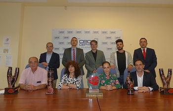Jurado Premios AJE.