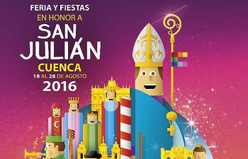 Feria y Fiestas de San Julián 2016