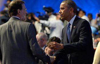 El presidente en el plenario de la Cumbre del G-20. Foto: Pool Moncloa.