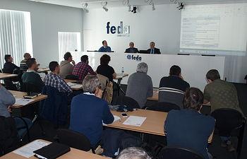 APECA reúne a constructores y sectores afines en una jornada sobre novedades legislativas en la clasificación de contratistas