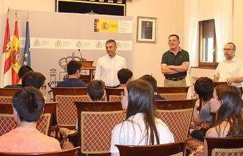 La Subdelegación del Gobierno participó en el primer Campus Científico y del Conocimiento de Albacete