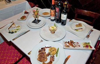 Los vinos de Castilla-La Mancha tienen un lugar preferente en el Restaurante Birubi de Albacete.