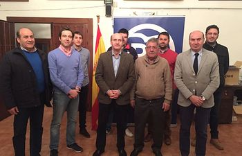 Junta Local PP Atienza