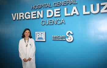 Dra. Caridad Martí.