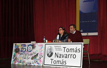 IES Tomás Navarro Tomás.