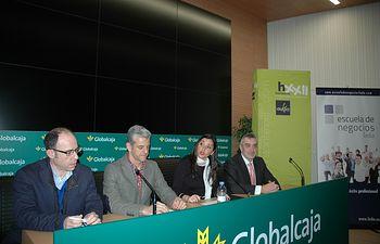 Globalcaja Horizonte XXII fomenta la competitividad empresarial con el master estrella de ESIC en Albacete