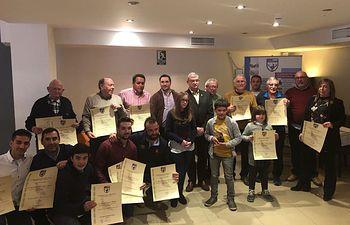La delegación provincial de la Federación de Caza de Castilla-La Mancha en Albacete ha celebrado la Gala Provincial de la Caza 2017.