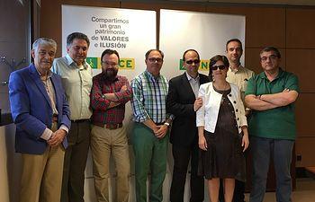 Jurado VIII Edicion Premios Solidarios ONCE.
