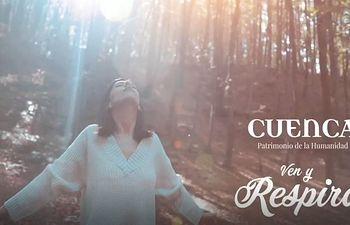 """Cuenca """"Ven y Respira""""."""