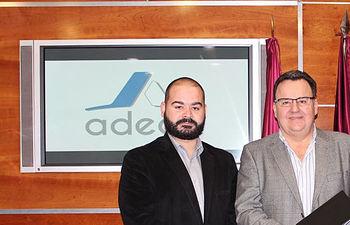 ADECA sella su colaboración con la consultora Prédase con importantes beneficios para los empresarios de Campollano