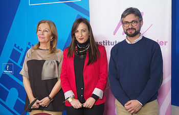 Presentación de la actividades del Día de la Mujer en Albacete