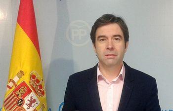 Lorenzo Robisco portavoz adjunto del Grupo Popular en las Cortes regionales
