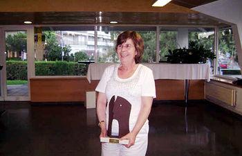 Cristina Rechea, catedrática de Psicología Básica de la UCLM.