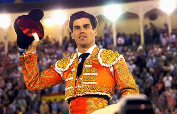 Rubén Pinar - Puerta Grande - Feria Taurina Albacete - 17-09-16 para web