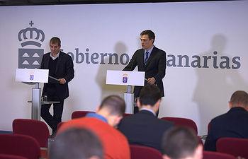 Pedro Sánchez en Canarias 210316