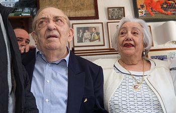"""Antonio y Ramona Montes, segunda generación de """"La Higuerica"""""""
