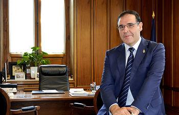 Benjamín Prieto, alcalde de Cuenca.