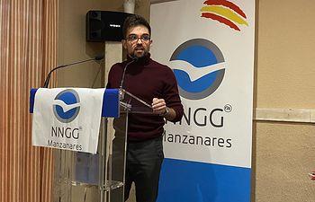 José Carlos Cano Guijarro,  Delegado Economía y Empleo NNGG CLM.