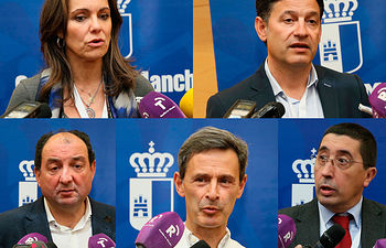 """Los colectivos ciudadanos """"agradecen la transparencia"""" al Gobierno regional. Foto: JCCM."""